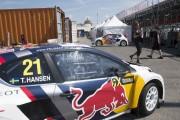 Une voiture de rallycross.... (Stéphane Lessard) - image 3.0