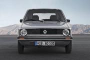 La Volkswagen Golf 1975... (Photo fournie par le constructeur) - image 4.0