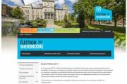 Le budget destiné aux élections municipales à Sherbrooke... (Capture d'écran site web de la Ville de Sherbrooke) - image 1.0