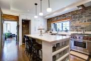 La cuisine a été soigneusement planifiée par la... (Photo Marie-André Rhéaume, fournie par Re/Max Québec) - image 1.1