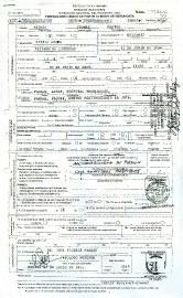 Certificat de décès d'Arthur Porter... - image 1.0