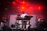 Sampha... (PHOTO SIMON GIROUX, LA PRESSE) - image 2.0