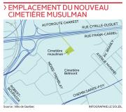 La Ville de Québec vend un terrain municipal à la communauté musulmane de... - image 2.0