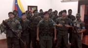 Une vidéo supposément tournée dans la base militaire... (AFP) - image 1.0