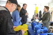 La population a pu déguster de nombreuses bières... (Photo Le Quotidien, Gimmy Desbiens) - image 2.0