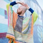 Dans ses créations, il aime utiliser descouleurs flamboyantes.... (photo tirée du compte instagram de stephen west) - image 1.0
