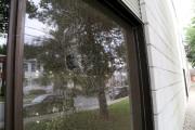 Une des vitrines de la piscine Miner, dans... (Janick Marois) - image 1.0