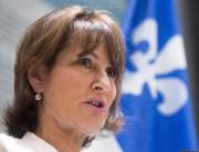 La ministre Kathleen Weil précise que les grandes... (Photo Ryan Remiorz, La Presse canadienne) - image 1.0