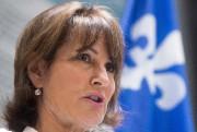 La ministre Kathleen Weil précise que les grandes... (La Presse Canadienne) - image 2.0