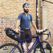 Le cycliste Geoffroy Dussault se remettait toujours hier... (photo fournie parGeoffroy Dussault) - image 1.1