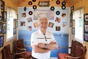 Jacques Landry est le maire de Venise-en-Québec depuis... (Photo Bernard Brault, La Presse) - image 1.1