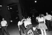 La rafle du Sex Garage, en juillet 1990... (PHOTO FOURNIE PAR Linda Dawn, archives LaPresse) - image 1.1