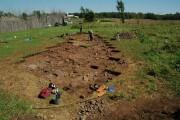 Des fouilles ont lieu cet été au site... (photo pierre corbeil, fournie par l'Université de Montréal) - image 1.0