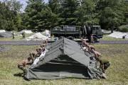 Les militaires de Valcartier ne joueront aucun rôle... (La Presse, Édouard Plante-Fréchette) - image 3.0