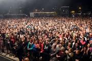 l y avait près de 7000 personnes sur... (Photo Le Quotidien, Rocket Lavoie) - image 3.0