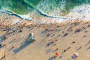 La plage de Santa Monica, à Los Angeles... (PhotoThinkstock) - image 1.1