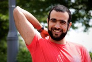 Omar Khadr à Mississauga, en Ontario, en juillet.... (PC) - image 2.0