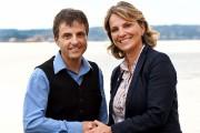 Denis Gilbert, que l'on voit avec la chef... (Photo Le Quotidien, Rocket Lavoie) - image 1.0