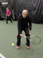 L'ex-tennisman québécois Réjean Genois... (PHOTO NINON PEDNAULT, ARCHIVES LA PRESSE) - image 1.0