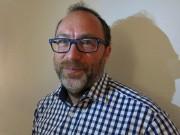 L'un des fondateurs de Wikipédia, Jimmy Wales, en... (AP, Berenice Bautista) - image 2.0