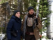 Elizabeth Olsen et Jeremy Renner dans Wind River... (Photo Fred Hayes, fournie par The Weinstein Company) - image 1.0
