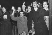 Douze mille groupies s'étaient déplacés afin d'accueillir Elvis... (Archives, La Presse) - image 2.0