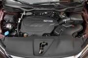 Le véhicule s'anime d'un V6 de 3,5 litres... (fournie par Honda) - image 3.0