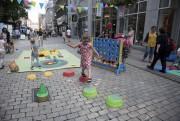 L'événement occupait aussi une partie de la rue... (Le Soleil, Alice Chiche) - image 2.0