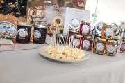 Les produits du terroir étaient à l'honneur.... (Photo Le Quotidien, Gimmy Desbiens) - image 2.0