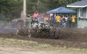 La boue était à l'honneur ce week-end lors... (Krystine Buisson) - image 1.0