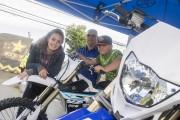 La 8e édition du Motocross de Sainte-Thècle s'est... (Krystine Buisson) - image 7.0