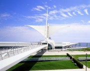 Pour l'architecture unique : Milwaukee Art Museum... (Photo Jeff Millies, fournie par le Milwaukee Art Museum) - image 1.0