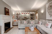 Le salon... (Photo fournie par Profusion Immobilier.) - image 1.0