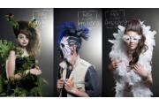 Des modèles qui ont défilé lors de La... (Angèle Michelin, Mille et une images) - image 2.1