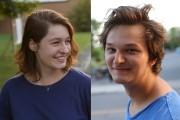 Lou-Adriane Cassidy et Marc-Antoine Beaudoin sont les premiers... (Janick Marois) - image 3.0