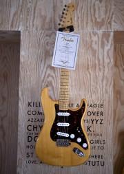 Une Stratocaster de Fender fabriquée au États-Unis... (AFP, YURI CORTEZ) - image 2.0