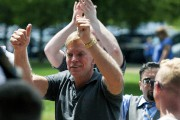 David Duke lors du rallye Unite the Right,... (AP) - image 2.0