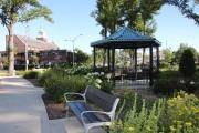Le site patrimonial d'Arvida comprend aussi des parcs... (Mélissa Bradette) - image 1.1