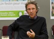 L'entrepreneur et ex-candidat défait du Bloc québécois à... (Photothèque Le Soleil, Caroline Grégoire) - image 3.0