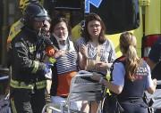 De nombreux blessés à Barcelone et Cambrils.... (Photo Oriol Duran, AP) - image 1.0