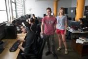 Guillaume Provost, fondateur du studio montréalais Compulsion Games,... (Photo Robert Skinner, Archives La Presse) - image 1.0