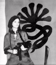 Patty Hearst... (PHOTO D'ARCHIVES) - image 2.0