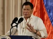 En campagne électorale l'an dernier, Rodrigo Duterte avait... (AP, Aaron Favila) - image 2.0