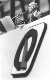 Le premier ministre René Lévesque, en 1979. En... (Archives Le Soleil) - image 1.0