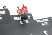 Matt Doheney franchissant le dernier obstacle.... (Julie Catudal, La Voix de l'Est) - image 1.0