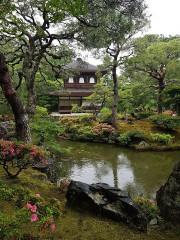 Le jardinGinkaku-ji... (PHOTO JULIE ROY, COLLABORATION SPÉCIALE) - image 2.0