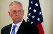 Le secrétaire à la Défense, Jim Mattis.... (REUTERS) - image 2.0