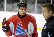 Philipp Kurashev s'attire les éloges des entraîneurs des... (Le Soleil, Erick Labbé) - image 4.0
