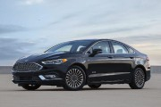 Une Ford Fusion Energi 2017, une voiture hybride... - image 3.0