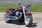 La nouvelle Fat Boy. Photo: Harley-Davidson... - image 3.0